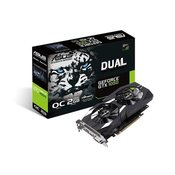 GeForce GTX1050 Asus 2GB Dual DDR5, HDMI/DVI-D/DP/128bit/DUAL-GTX1050-O2G-V2