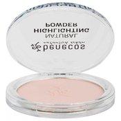 Natural Highlighting puder - Benecos, 9 g
