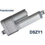 Drive-System Europe Električni cilinder 12 V/DC dolžina hoda: 50 mm 500 N Drive-System Europe DSZY1-12-20-050-POT-IP65