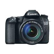 CANON D-SLR fotoaparat EOS 70D + EF-S 18-135 MM IS STM