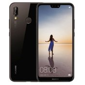 HUAWEI mobilni telefon P20 Lite 4GB/64GB DS, Midnight black
