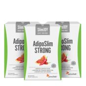 SENSILAB prehransko dopolnilo AdipoSlim STRONG 1+2