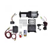 VIDAXL elektricno vitlo  s bežicnim daljinskim upravljacem 12V 1360 kg