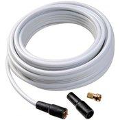 Vivanco Koaksialni kabel 75 110 dB bele barve Vivanco 44063 1 Set