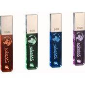 TAKEMS flash 8GB LumX USB 2.0  (115868) narandžasti