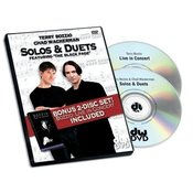 DVD Bozzio Wackerman Duets Vol. 2 Drum Workshop