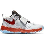 Nike NIKE TEAM HUSTLE D 8 SD (GS), decije patike za košarku, bela