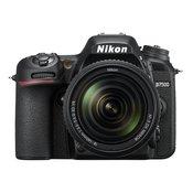 """NIKON D7500 (Crna) + 18-140mm VR  DSLR, 20.9 Mpix, 3.2"""", CMOS"""