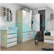 Otroško/mladinska soba KAJA, različne barve, prilagodljiva, tiho zaustavljanje, močnejši materiali