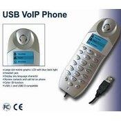 VOIP SKYPE TEL. USB P5D LED DISPLAY
