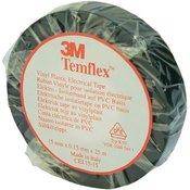 3M Izolacijska traka TEmFLEX 1500 crvena 3 m