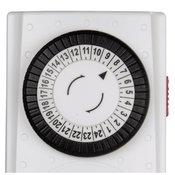 HAMA Mini mehanicki dnevni tajmer (Beli) - 00121950