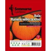 Semenarna Ljubljana žuta bundeva, velika, za stocnu hranu, 50 g