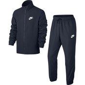 Nike M NSW TRK SUIT WVN BASIC, moška trenirka, bela