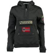 Geographical Norway Gymclass ženska jakna, XXL, tamno siva