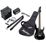 IBANEZ električna kitara - začetniški komplet IJRG200-BK
