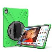 Hibriden TPU ovitek / etui / ovitek Endure za iPad Pro 11 2018-zelen