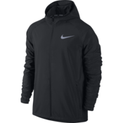 Nike M NK ESSNTL JKT HD, muška jakna, crna