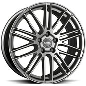 RIAL alu platišče A17 5x112 et40 7.5x17 kibo 66.6 (Audi, Seat, Škoda, VW), sivo