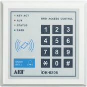 CONRAD elektronska ključavnica s čitalnikom kartic IDK-8206