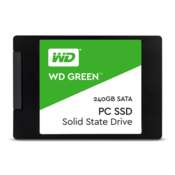 WD SSD disk GREEN 240GB (WDS240G2G0A)