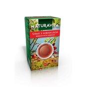 Naturavita Čaj Šipak Hibiskus Filter 20X2,5 g