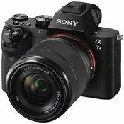 Sony Alpha a7 II  28-70 f/3.5-5.6 OSS KIT Mirrorless Digital Camera bezrcalni digitalni fotoaparat i standardni objektiv SEL2870 28-70mm F3.5-5.6 ILCE-7M2KB ILCE7M2KB ILCE7M2KB.CEC ILCE7M2KB.CEC