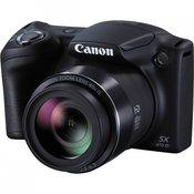 CANON digitalni fotoaparat PowerShot SX410 IS, crni