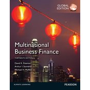 MULTINATIONAL BUSINESS FINANCE: Global Edition, David K. Eiteman, Arthur I. Stonehill, Michael H. Moffett