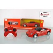 Rastar igracka RC automobil Ferrari California 1:24 - crv ( 6210299 )