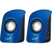 GENIUS SP-U115 2.0 plavi zvucnici ZVU00701