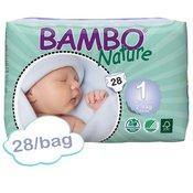 BAMBO plenice Natur-Novorojenčki 1