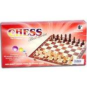 Drveni šah 2u1