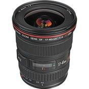 Canon OBJEKTIV WIDE ANGLE ZOOM EF 17-40mm 1:4,0 L USM