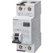 Siemens FID-zaščitni prekidač/instalacijski prekidač 2-polni 13 A 0.01 A 230 V Siemens 5SU1154-6KK13