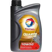 TOTAL olje Quartz Racing 10W50, 1l