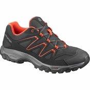 SALOMON moški hiking čevlji HALIFAX, črni
