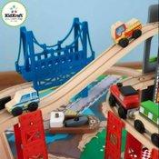 Igralna miza z železnico City