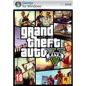 ROCKSTAR GAMES igra GTA V (PC)