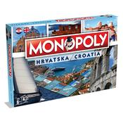 HASBRO društvena igra Monopoly Hrvatska HSWM0736