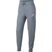 Nike G NSW PANT PE, otroške hlače, siva