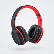 Colorissimo Bluetooth slušalke colorissimo rdeča PH20-RE