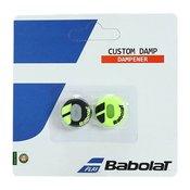 Babolat Custom Damp X2, blažilec vibracij, črna