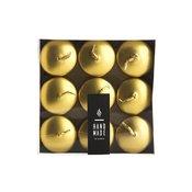 Sveca valjak mini 9/1 zlatna