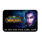 World of Warcraft Prepaid Cards