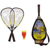 Talbot Torro SPEEDMINTON SPEED 4400, set badminton, žuta
