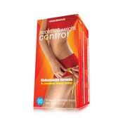 Appetite i weight control, Glukomanan formula, 625 mg, 90 kapsula