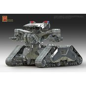 HUNTER Figures Toy Company Terminator 2 Killer Tank 1/32 Scale Model Kit