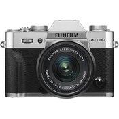 FUJIFILM D-SLR fotoaparat XT30 + objektiv 15-45 OIS SL
