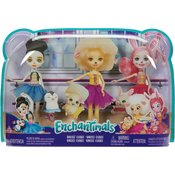 Enchantimals Ballet Cuties lutke MAFRH55